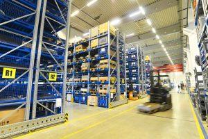 trasporti e magazzino